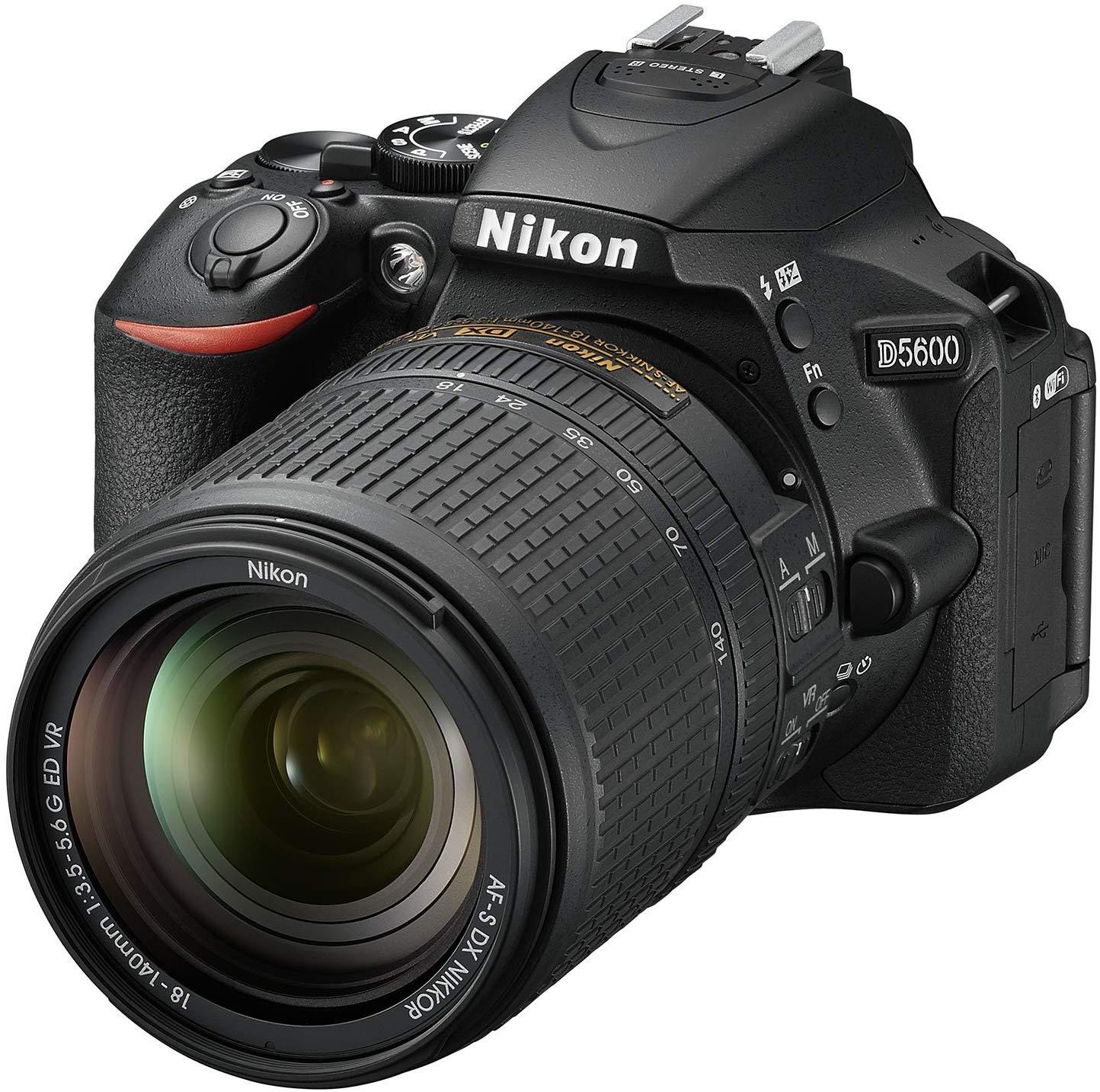 Nikon D5600 fotocamera
