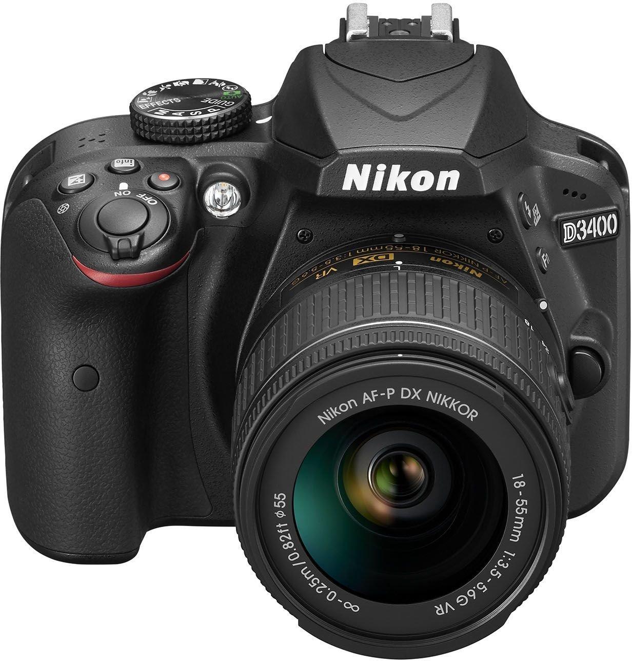 fotocamere nikon d3400 prezzi opinioni