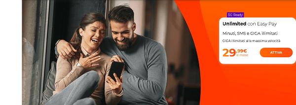 Offerta mobile di WindTre Maggio 2020